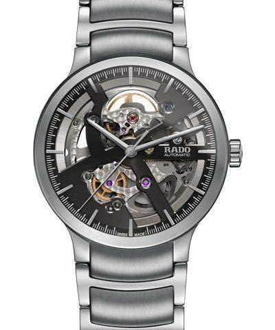 Rado Centrix Herren-Armbanduhr 38mm Armband Edelstahl Automatik R30179113