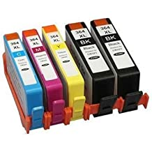 Prestige Cartridge HP 364XL Cartucce d'Inchiostro Compatibile per Stampanti HP