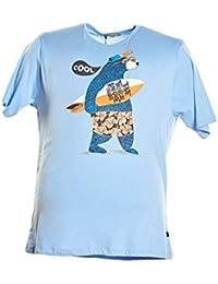 Maxfort 29715 T-Shirt Manica Corta Uomo Taglie Forti 8f958f50756