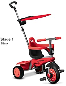 SmarTrike 3 in 1 Carnival - Red
