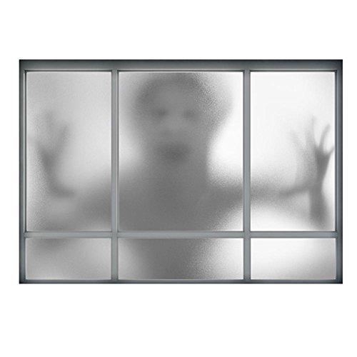ForU-1 Creative Halloween Ghost 3D Wandaufkleber abnehmbar DIY -