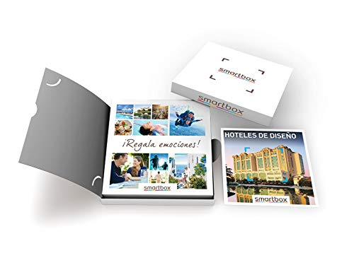 Smartbox Hoteles de diseño