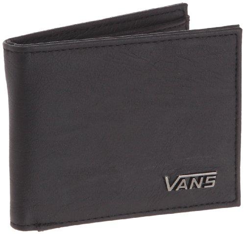 Vans - Others Suffolk Wallet, One size, Portafogli uomo, color Nero (black), talla OS
