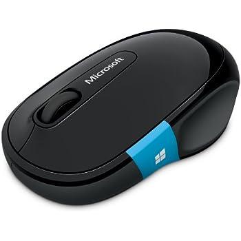 Microsoft Sculpt Comfort Mouse - Souris Bluetooth Noire