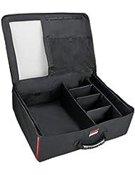 Trunk-it Golf Gear baúl de almacenaje organizador/Locker para coche o camión - MTI001-BLK, One Size, Negro