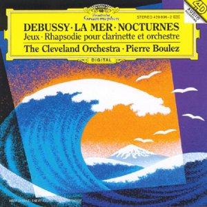 DEBUSSY - La Mer - Nocturnes