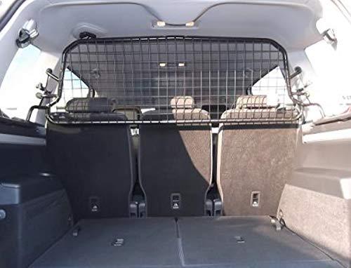 Kleinmetall Masterline VW Touran II (Typ: 5T) passgenaues Trenngitter/Hundegitter/Gepäckgitter