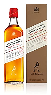 Johnnie Walker Blenders' Batch Red Rye Finish Blended Scotch Whisky (1 x 0.7 l)