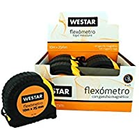 Westar 8435353706071 - 6 flexometros 10mx25mm