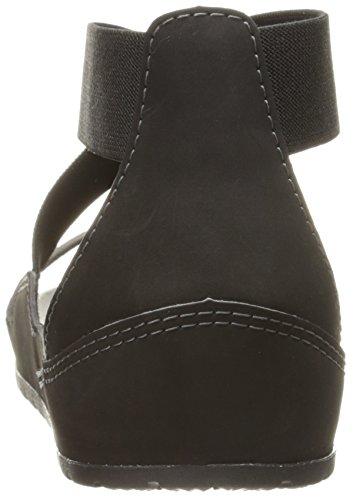 Crocs Anna, Sandales Femme Noir (Black)