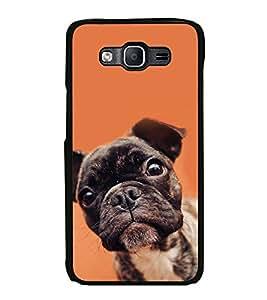 Printvisa Ultra Dog 2D Hard Polycarbonate Designer Back Case Cover for Samsung Galaxy On7 G60...