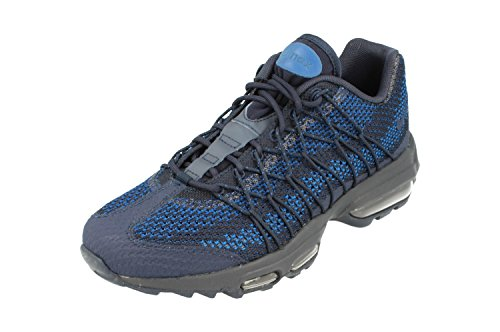 competitive price 2ff36 c9864 nike air max 95 ultra JCRD mens trainers 749771 sneakers shoes (uk 9.5 us  10.5 eu 44.5, obsidian gym blue 400) - Buy Online in Oman.