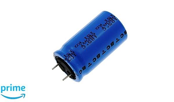 47/µF 400V 105/°C ; 222215166479 ; 47uF 10x Chimique Condensateur rad