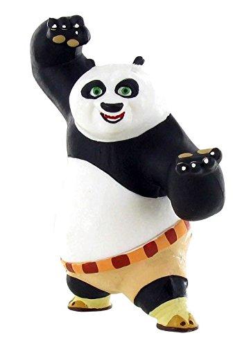 Comansi com-y99911Kung Fu Panda Po Attack Figur