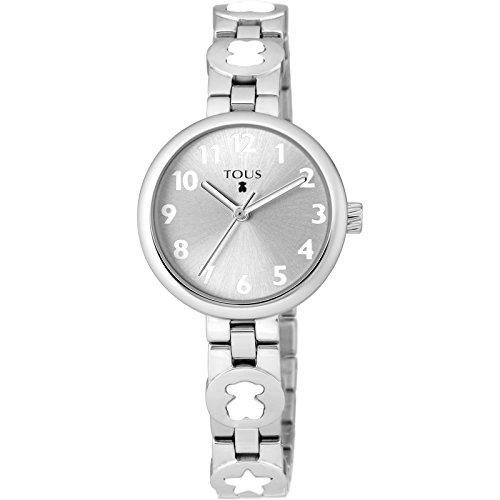 bahia-steel-clock-reasons-white-tous-700350015