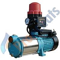 Bomba de agua 2200 vatios 95l/min con Brio SK-13 apaga automáticamente la