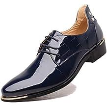 huge discount a04d7 15931 Amazon.it: Moda Scarpe Da Cerimonia Uomo - Blu