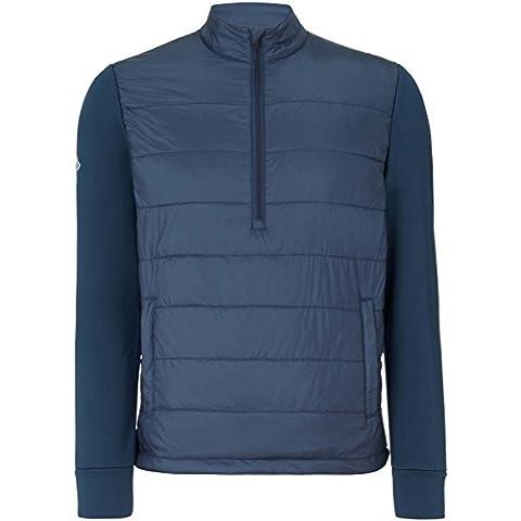 Call Away 2015 Opti-Series 1/4 Zip Pullover uomo termica e tecniche buffer giacca da Golf