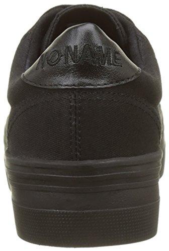 Donne Sconosciute Platone Sneaker Canvas Flat Black (black Fox Black)
