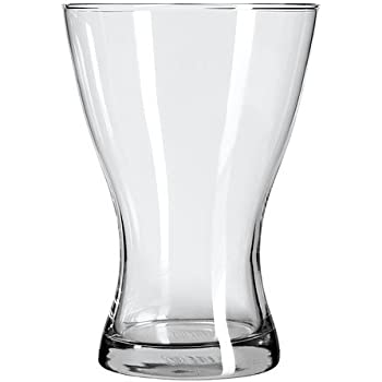 Ikea Ensidig Vase Clear Glass 18 Cm Amazon Kitchen Home