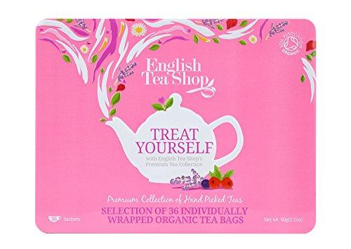 English Tea Shop - Bio Premium Collection 36 Teebeutel - 60g -