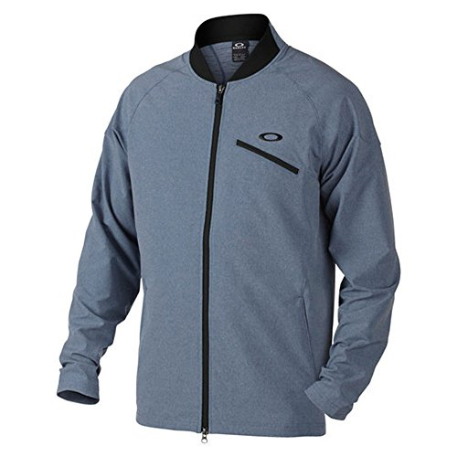 Oakley Herren Jacke Pacesetter, Herren, Blue Shade Light Heather, X-Large