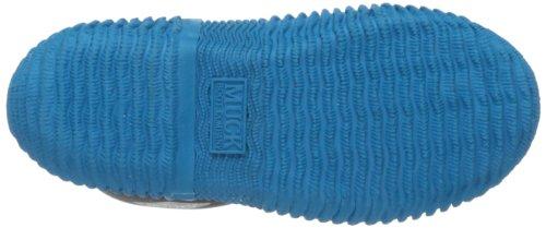 Muck bottes mixte enfant kids line-jugendsportstiefel et extérieur (bottes en caoutchouc) Noir - Blue/Black