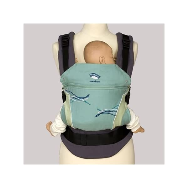 Manduca Summer Wave 222-10-005 Baby Carrier Special Model Manduca  7