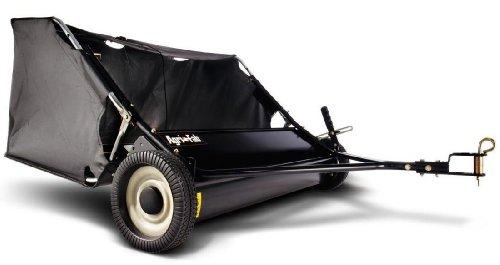 Agri-Fab Model 45-0320 106,7cm Rasenkehrmaschine Extra Weit, Schwarz