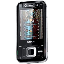 "Nokia N81 8GB Silver - Smartphones (6.1 cm (2.4""), 320 x 240 pixels, Silver)"