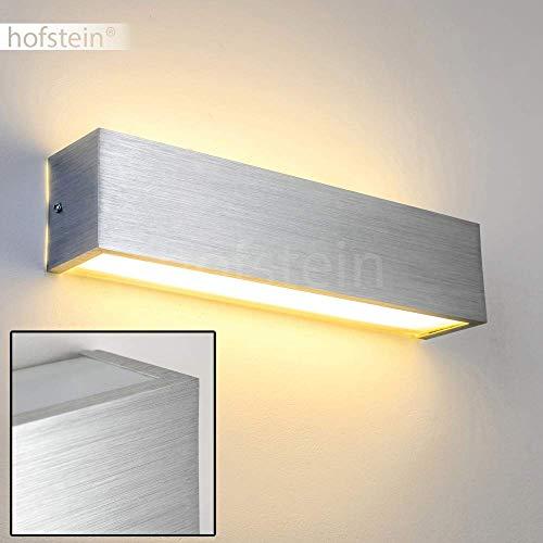 Applique LED Interni Design Moderno - Lampada da Muro Stile Lineare ...