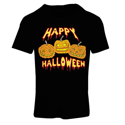 Lepni.me maglietta donna happy halloween! party outfits & costume - gift idea (xx-large nero