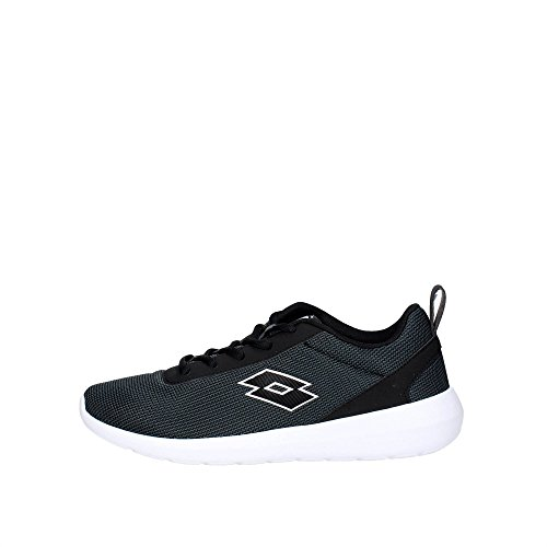 Lotto S9011 Sneakers Homme Noir