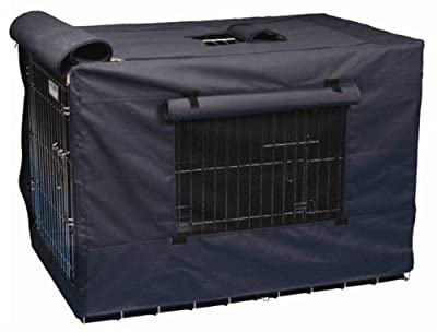 Indoor/Outdoor Crate Cover from Precision Pet