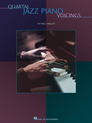 Quartal jazz piano voicings piano