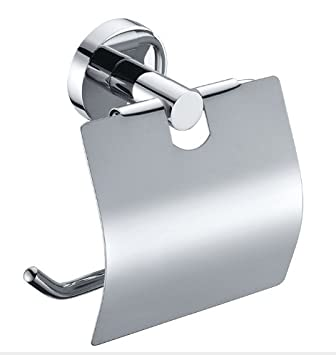 gdrems stainless steel wall mounted toilet paper holder toilet roll finish