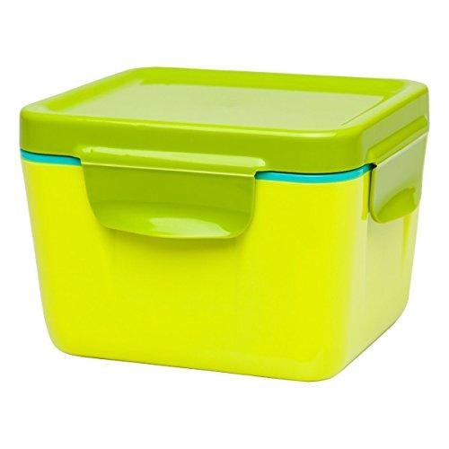 Aladdin 33393 Superfish Boîte Repas Isotherme 0,7 L – Boîtes de Rangement Plastique Alimentaire, Fougère