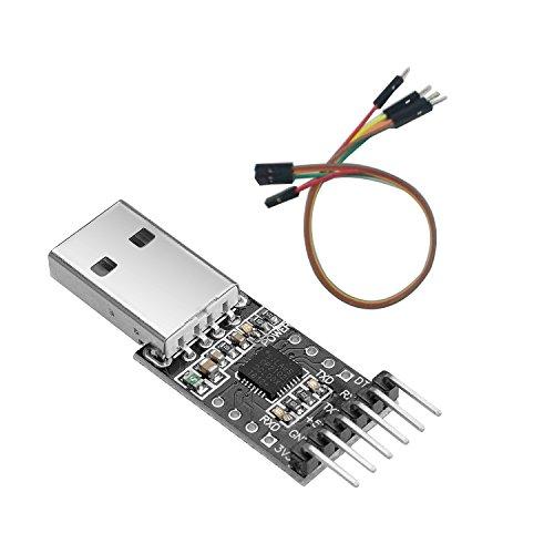 Tinxi 6Pin USB zu TTL-Konverter-Modul, CP2102 für Arduino PRO -