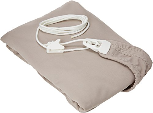 SUN & VELA Voile d'ombrage Rectangle Extensible Easy Sail, Taupe, 300x200x200 cm