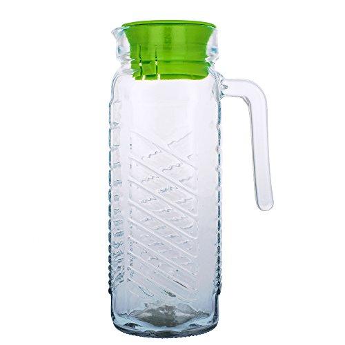 Bergner Fresh - Jarra de cristal, 1,2 l