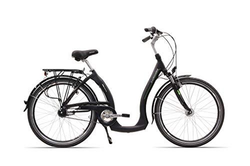 Hawk City 3-G Fahrrad, Comfort Black, 26 Zoll