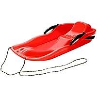 Outdoor Sports Kunststoff Ski Boards Schlitten Luge Schnee Gras Sand Board Ski Pad Snowboard Mit Seil Für Doppel Menschen