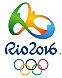 2016 SUMMER OLYMPICS – RIO - Imported Wall Poster Print - 30CM X 43CM Brand New