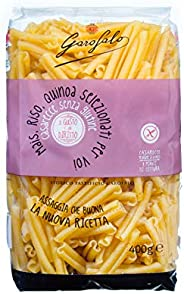 GAROFALO - Casarecce senza Glutine, 400 G