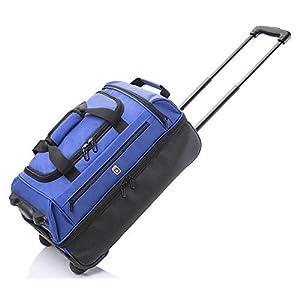 GLADIATOR 075800 2019 Bolsa de Viaje, 55 cm, 25 litros, Azul