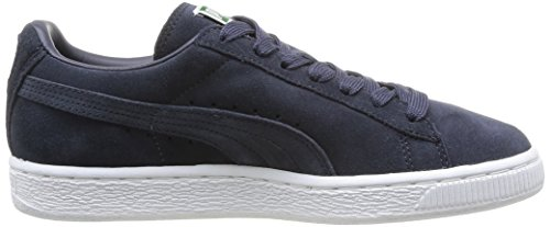 Puma Suede Classic 352634 Sneaker Uomo Blu (New Navy/Team Gold/White 86)
