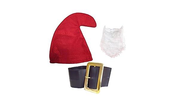 SEVEN NANO   NANI PUFFO Hay GNOMI (rosso cappello e0c2031355d7