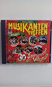 Das große Musikantentreffen Foge 5 -30 Spitzenreiter der Volksmusik (Tyrolis 63084)