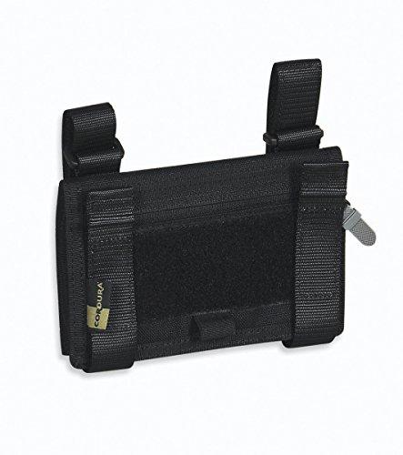 Tasmanian Tiger Falttasche für Armgelenk Office, black, 17 x 10 x 2, 7776