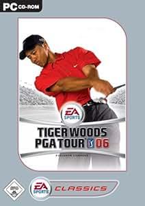 Tiger Woods PGA Tour 06 [EA Classics]